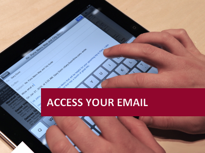ACCESS YOUR EMAIL